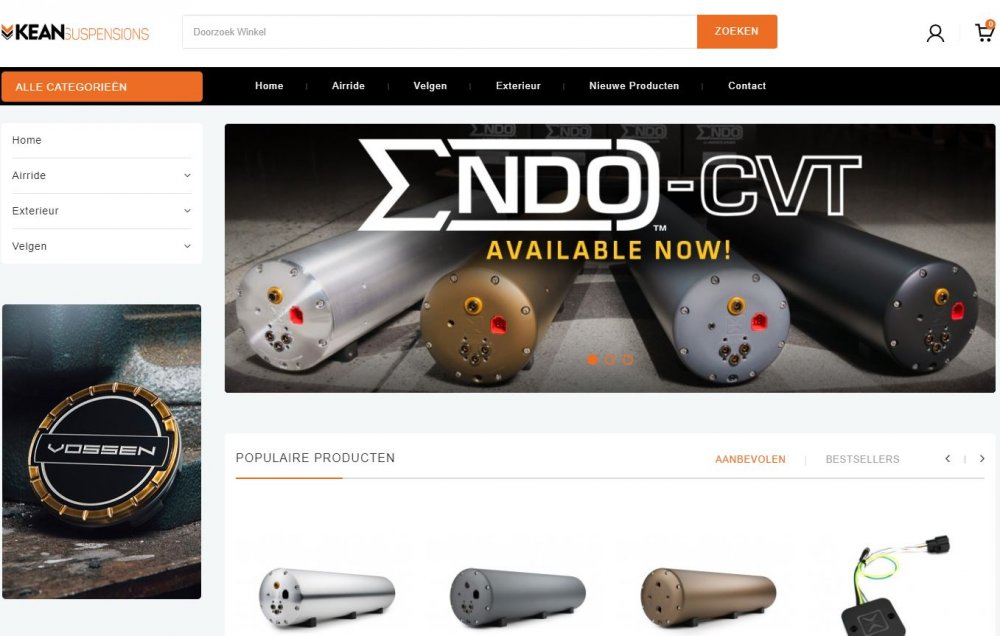ENDO - CVT AVAILABLE NOW!