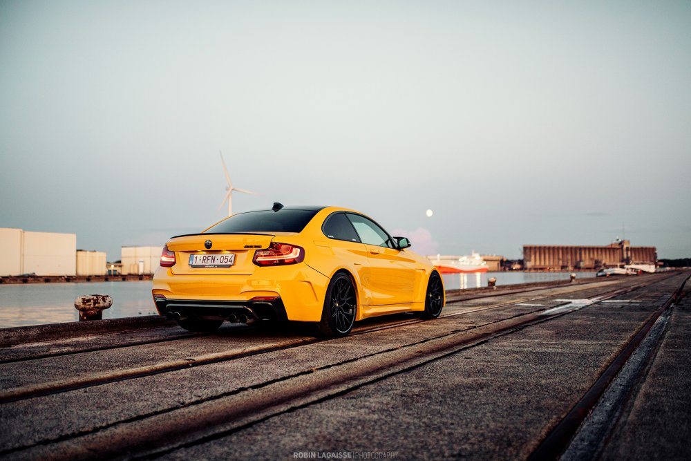 BMW M235i Manhart